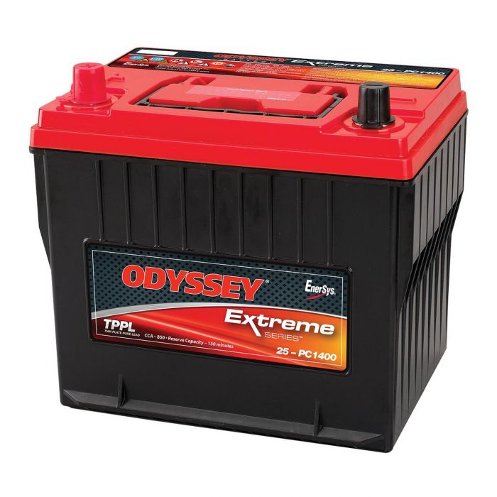 Odyssey 25-pc1400 Batteria Agm Extreme Series Nd