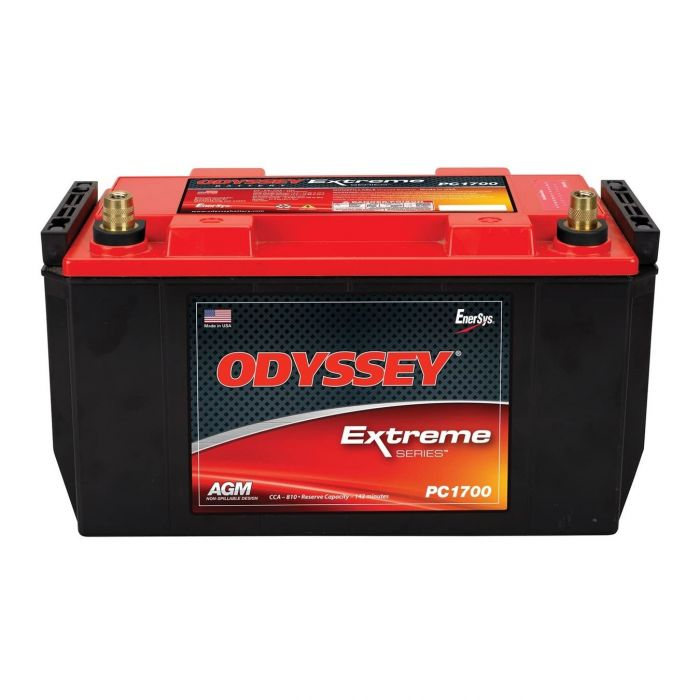 Odyssey Pc1700t Batteria Agm Extreme Series Nd
