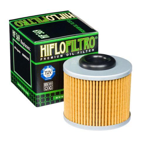Filtro Olio Hiflo Hf569 Mv Agusta Brutale 675/800