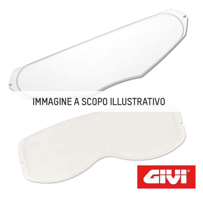 Lente Antifog Givi Pinlock70 Dks263 Per H50.6 Sport