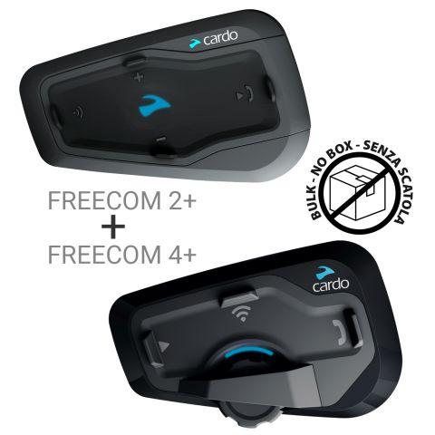 Interfoni Cardo Freecom 4+ E Freecom 2+ No Box