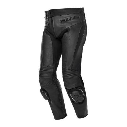 Pantaloni In Pelle Spyke Lf Slider Pants Black