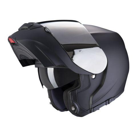 Casco Modulare Scorpion Exo-3000 Air Solid Matt Black