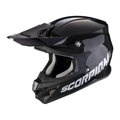 Casco Off Road Scorpion Vx-21 Air Solid Black