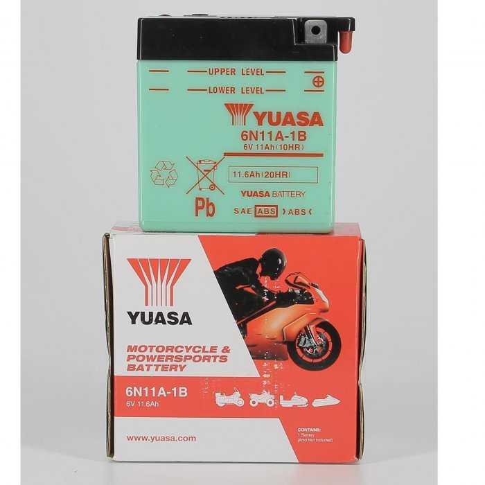 yu6n11a1b-hd-0000.jpg| BATTERIA YUASA 6N11A-1B 6V. 11AH.