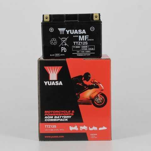 yuttz12s-hd-0000.jpg| BATTERIA YUASA TTZ12-S 12v. / 11Ah. SIGILLATA