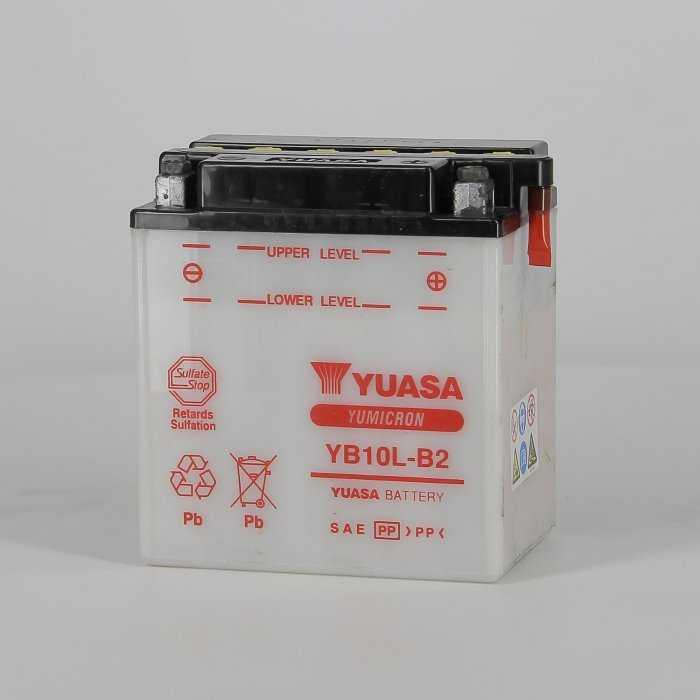 yuyb10lb2-hd-0000.jpg| BATTERIA YUASA YB10L-B2 12v. / 11Ah.