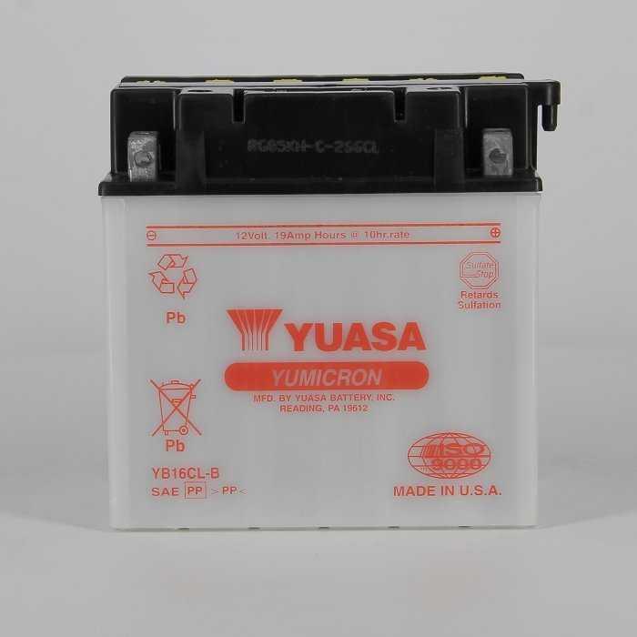 yuyb16clb-hd-0000.jpg| BATTERIA YUASA YB16CL-B 12V. 19 AH
