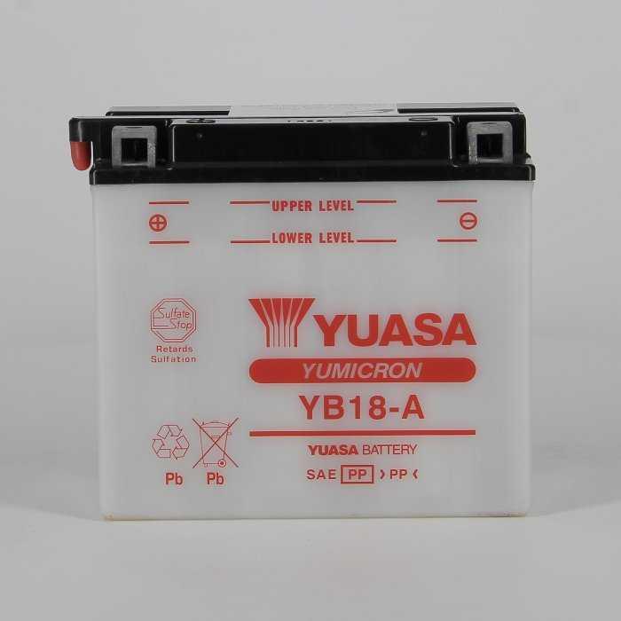yuyb18a-hd-0000.jpg| BATTERIA YUASA YB18-A 12V. 14 AH.