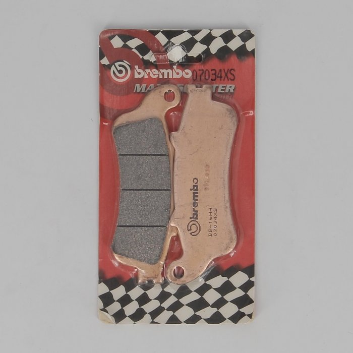 Set Pasticche Brembo 07034xs Sint. Scooter E Maxi Scooter