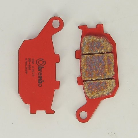 br07ho36sp-0000.jpg| SET PASTICCHE BREMBO 07HO36SP SINT. ROAD POST.