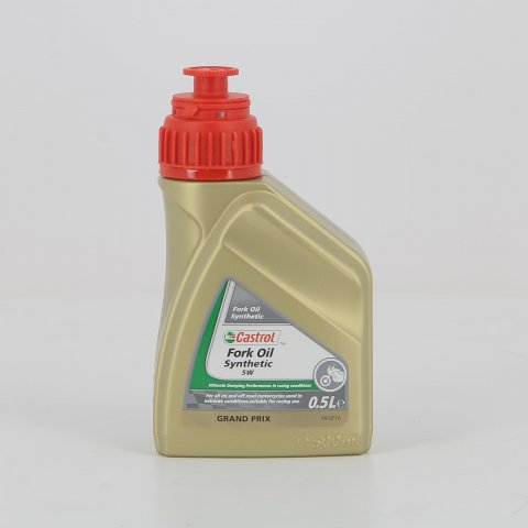 ca151ac6-hd-0000.jpg| OLIO FORCELLE CASTROL SYNTHETIC FORK OIL 5W 0,5 lt