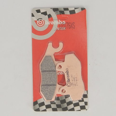 br07076xs-0000.jpg  SET PASTICCHE BREMBO 07076XS SINT. SCOOTER E MAXI SCOOTER