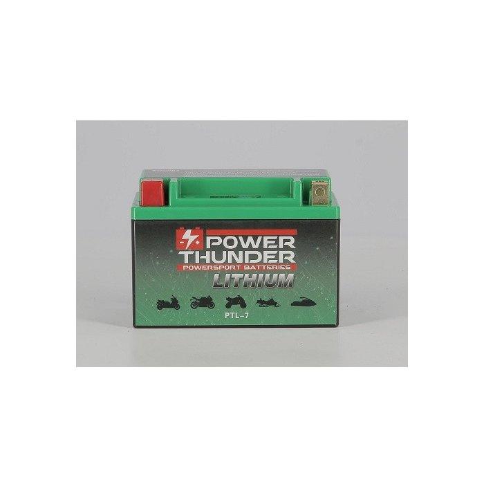 POPTL7.jpg| POWER THUNDER BATTERIA PT LITIO 12V PTL-7/HJTX9-FP-I