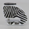 Blocca Disco Viro Shark 5,5 Mm Zebra