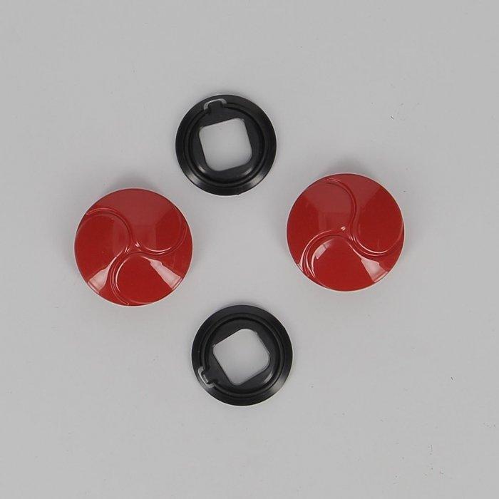 Kit Viti Casco New Max Power X Colore Rosso