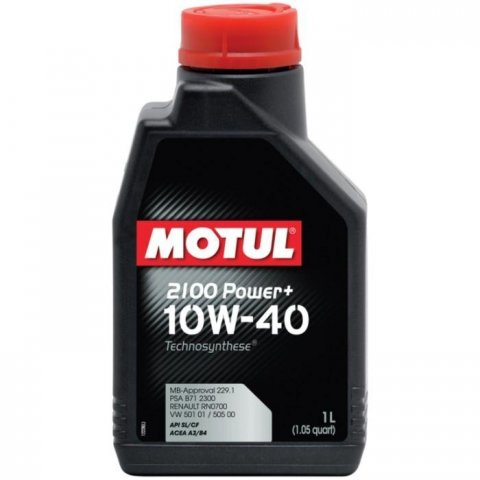 Olio Motul 2100 10w40 Power+ Conf 1lt
