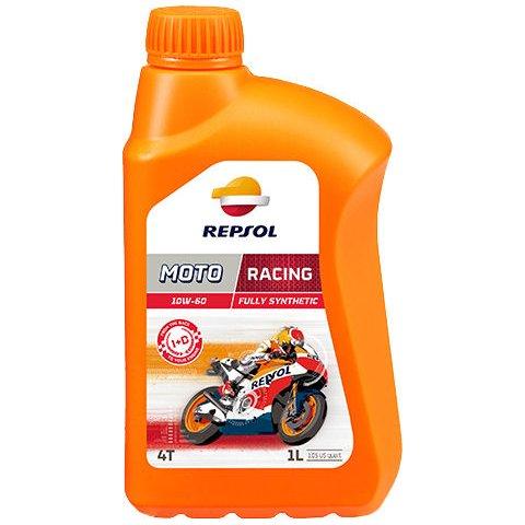 Olio Repsol Moto Racing 4t 10w60 Conf. 1lt