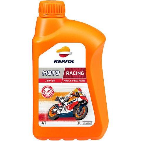 Olio Repsol Moto Racing 4t 15w50 Conf. 1lt