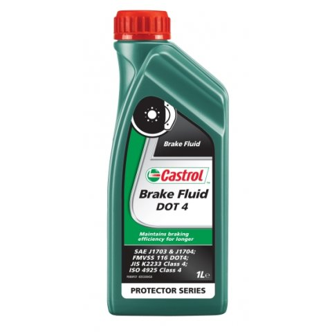 Olio Freni Castrol Brake Fluid Dot 4 Conf.1lt