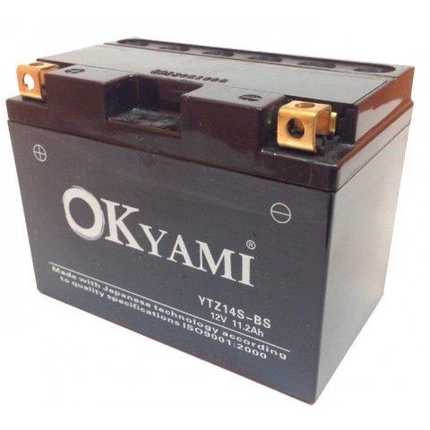 Batteria Okyami Ytz14sbs