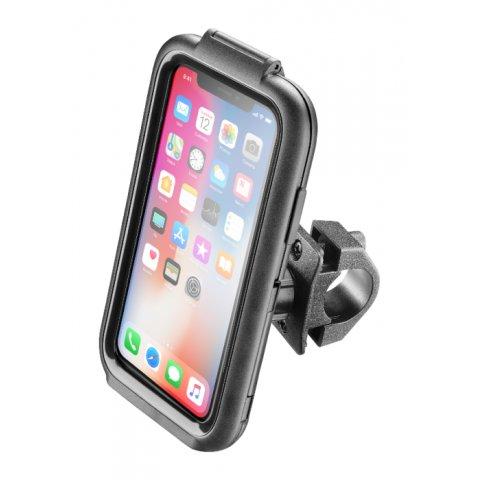 Supporto Moto Cellularline Per Iphone X Fissaggio A Tubolare