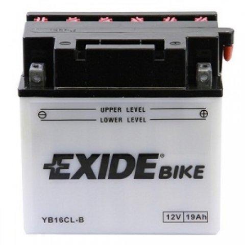 Batteria Exide Yb16cl-b 12v. 19 Ah