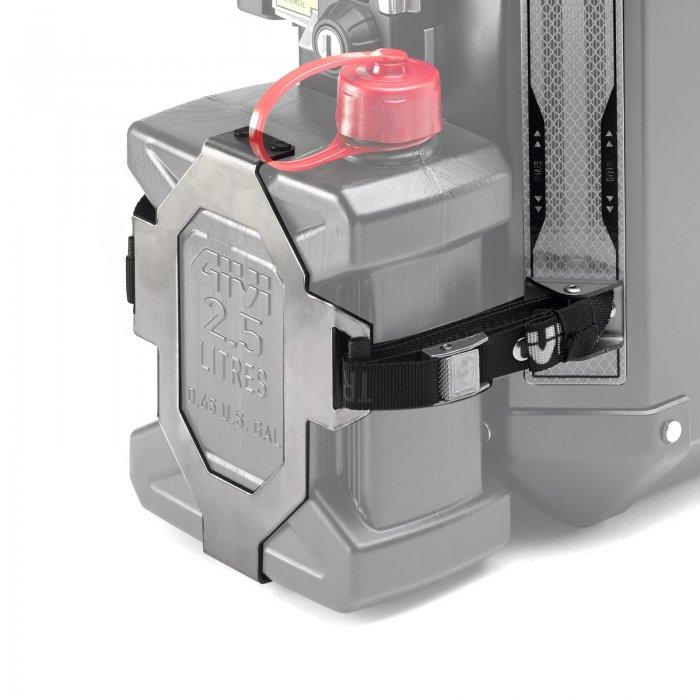 Givi E148 Supporto Removibile In Inox