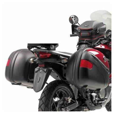 Portavaligie Laterale Givi Pl203 Per Honda Xl 700v Transalp 08/09