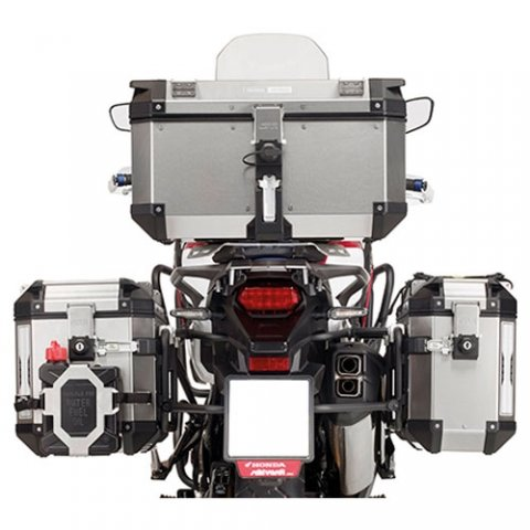 Portavaligie Laterale Givi Pl1144cam Honda Crf1000l A.t. 2016