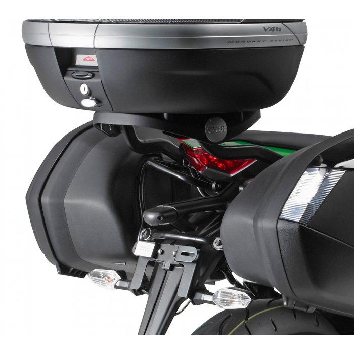 Laterale Monorack Givi Kawasaki Z1000 Sx 11