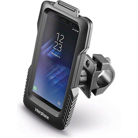 Supporto Tubolare Moto Cellularline Per Samsung Galaxy S8/ S7 Edge/ S6