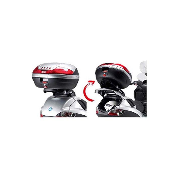 Portapacchi Monokey Ribaltabile Givi Piaggio Mp3 125-250-300-400 06/11