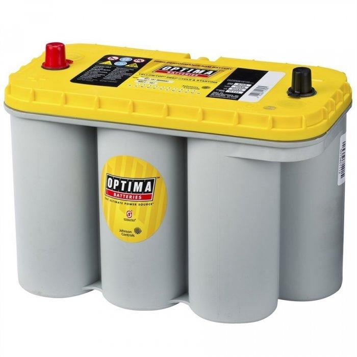 Batteria Optima Yellowtop Yt S - 5.5 12v. 75 Ah. 975 En.