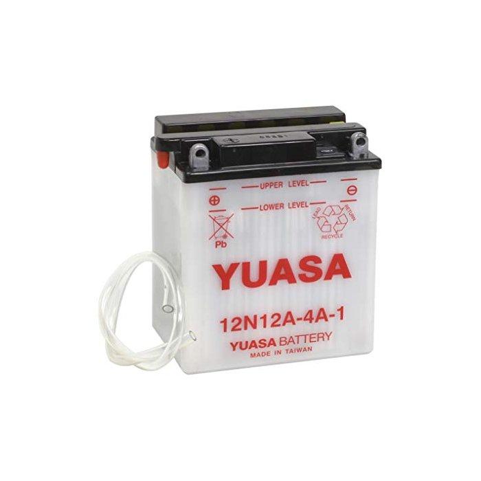 Batteria Yuasa 12n12a-4a1 12v. / 12ah. Nd
