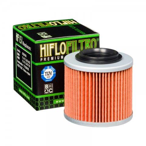 Filtro Olio Hiflo Hf151 Aprilia Pegaso 650 Ie - Bmw F650