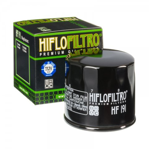 Filtro Olio Hiflo Hf191 Triumph Speedtripl E 955i 99-02 (nero)
