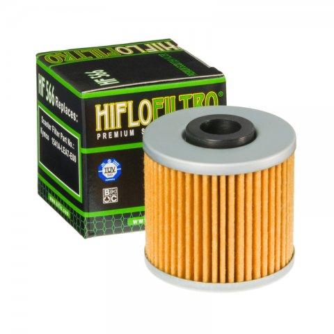 Filtro Olio Hiflo Hf566 Kymco Downtown 125/300 I