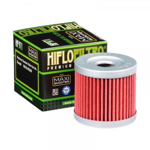 Filtro Olio Hiflo Hf971 Suzuki Burgman 125 /200/400  +premium Scooter+