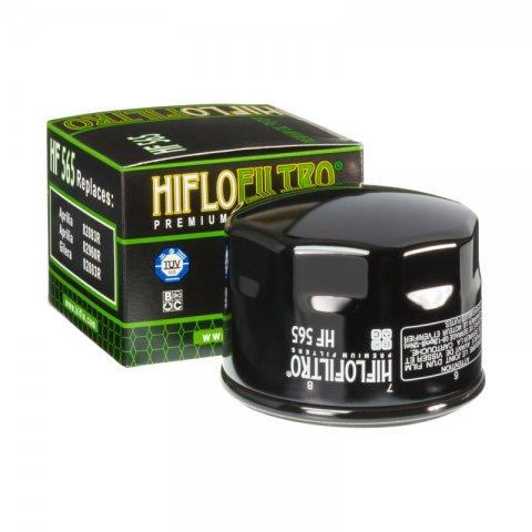 Filtro Olio Hiflo Hf565 Gilera Gp800 Aprilia Dorsoduro/shiver