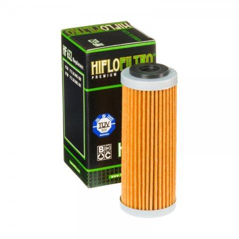 Filtro Olio Hiflo Hf652 Ktm 450 Sx-f 07-08