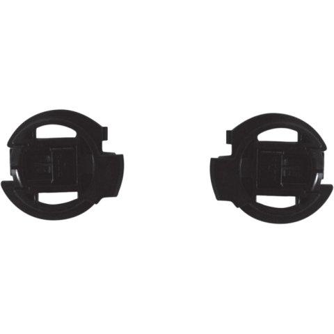 Kit Meccanismo Visiera Black 2012 Per N21visor/n20/traffic/r2/dj1cit