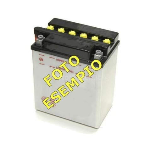 Batteria Moto Yb14-a2 Commerciale 12.v