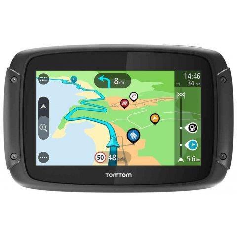 Navigatore Tomtom Rider 550 World Premium Pack