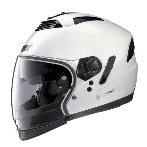 Casco Grex G4.2 Pro Kinetic N-com Metal White