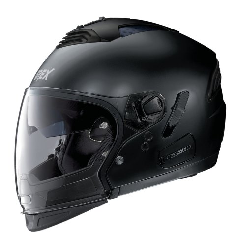Casco Grex G4.2 Pro Kinetic N-com Flat Black
