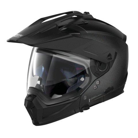 Casco Nolan N70-2 X Special N-com Black Graphite