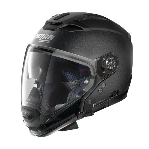 Casco Nolan N70-2 Gt Special N-com Black Graphite