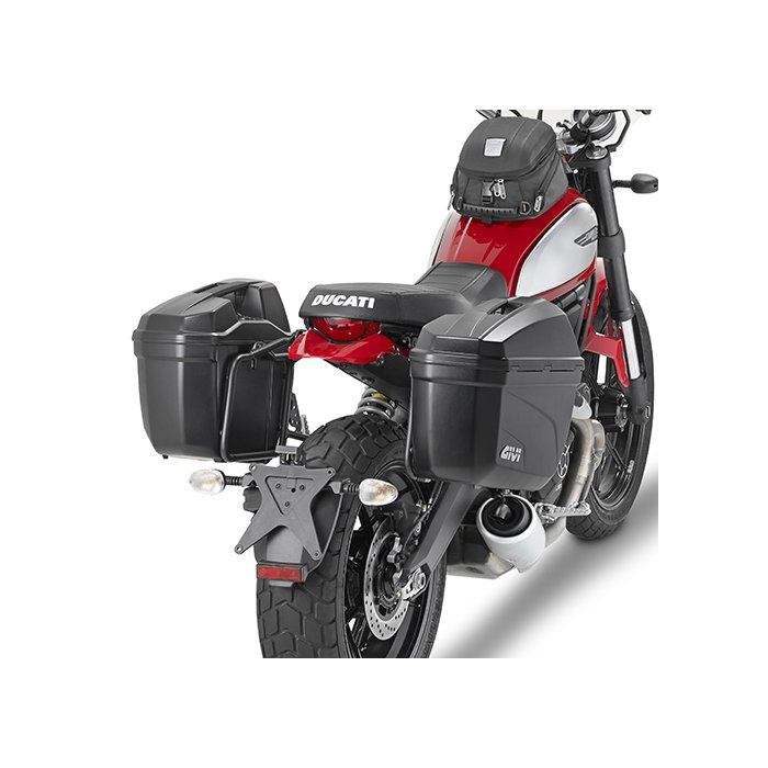 Givi Pl7407 Portav Laterale Ducati Scrambler 800