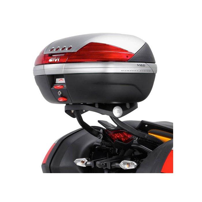 Attacco Laterale Givi Monorack Kawasaki Versys 650 10/11